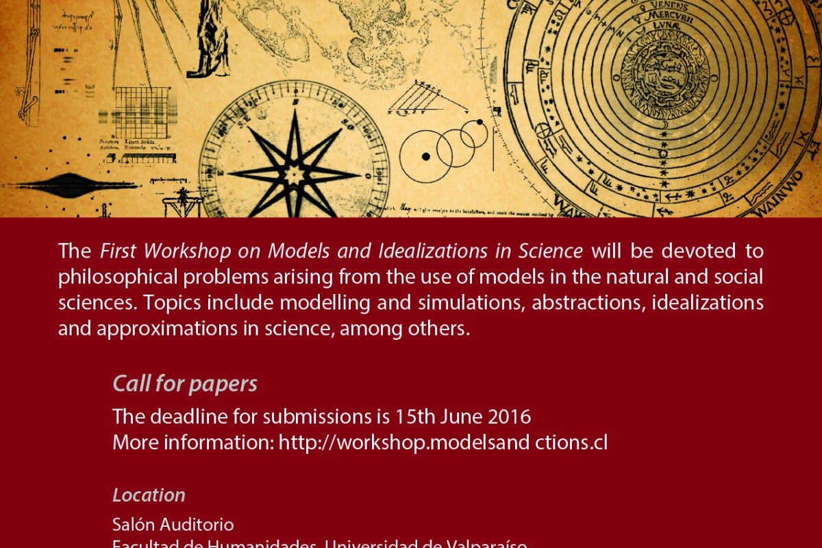 First Workshop on Models and Idealizations in Science