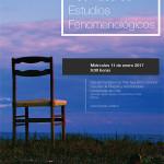 estudios fenomenológicos